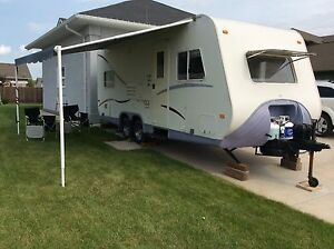 Selling a travel trailer