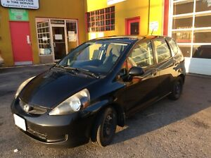 2008 Honda Fit LX automatic