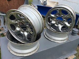 Rims for NISSAN