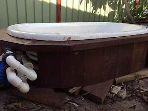 Free- standing Spa bath for sale Bonnyrigg Fairfield Area Preview