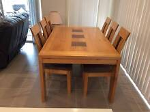 Dining Table and Matching Chairs Adamstown Newcastle Area Preview