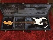 Fender P bass MIM Waratah Newcastle Area Preview