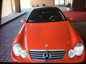 Mercedes Benz C230 2003 low low km120. First come first serve.