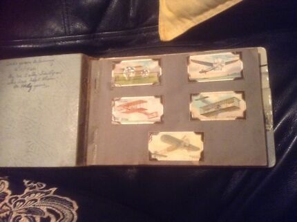 Great Xmas gift for grand-dad or young ones Collectors cards 1900's