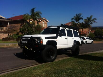 1997 Nissan Patrol Wagon 4.2 Turbo Diesel Wetherill Park Fairfield Area Preview