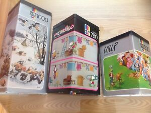 Puzzles from Heye Puzzle