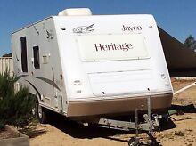 Jayco Heritage Caravan 2004 Balaklava Wakefield Area Preview