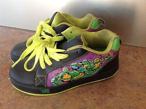 TMNT Skate Shoes Herne Hill Swan Area Preview