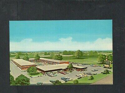 M266 Chrome Postcard 3x5 Holiday Inn Dallas Texas