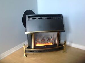 Valor Freestanding Gas Fireplace