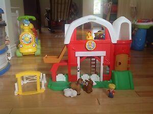 Little People Toy Farm $10 or obo
