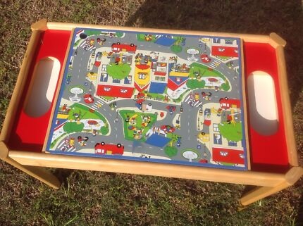 LEGO table with 3 chairs | Toys - Indoor | Gumtree Australia Gosford ...