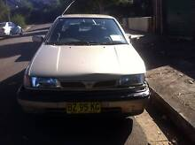 1993 Nissan Pulsar Hatchback Marrickville Marrickville Area Preview