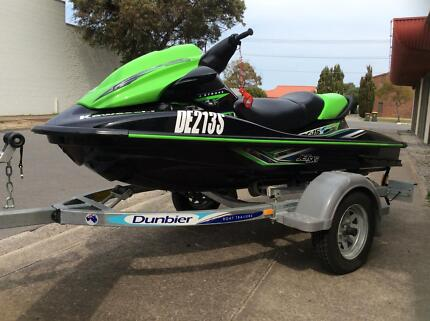 JET SKI 2014 KAWASAKI STX 150    As New