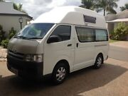 Toyota Hitop campervan Eli Waters Fraser Coast Preview