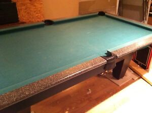 Pool Table Moving Kijiji In Calgary Buy Sell Save With - Cost to disassemble pool table