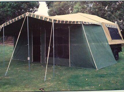 Cameron Camper Trailer Uleybury Playford Area Preview
