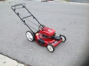 REN's mobile lawn mower / lawnmower repair & tune up services