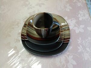 Hometreand stoneware dinnerware