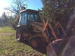 Backhoe for sale