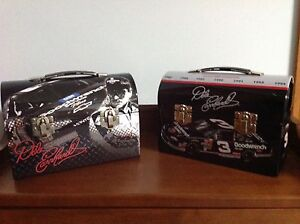 Dale Earnhardt lunch boxes