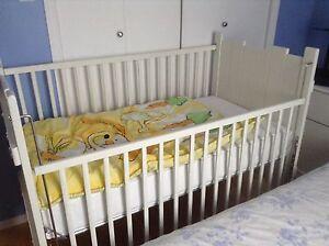 Ensemble de lit de bébé complet