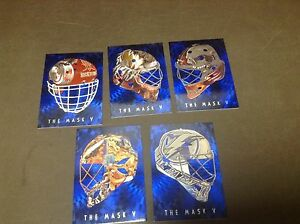Cartes hockey Gardiens ITG Between the Pipes The Mask 07-08