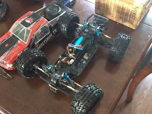 Redcat Remote control car