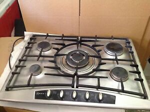 Neff 5 burner gas cooktop excellent condition Brookfield Brisbane North West Preview