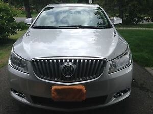 2010 Buick Lacrosse CXL with 67000 km