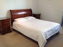 Bedroom suite-double bed, chest of drawers and 2 bed side tables Cronulla Sutherland Area Preview