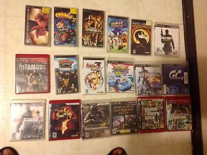 TONS OF PS3 GAMES CHEAP!!
