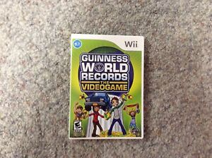 Guinness World Records The VIDEO GAME For Wii