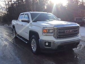 2014 GMC Serbia crew cab sle. 5.3L with tow package