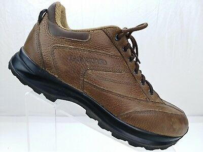 Lowa Hiking Boots Konik Lo Trail Trekking Walking Oxfords Womens 8.5 Brown Shoes Lo Oxford
