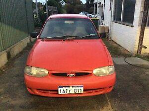 1998 Ford Festiva Hatchback Claremont Nedlands Area Preview