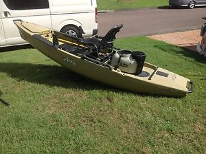Hobie Pro Angler 12 Green Point Gosford Area Preview