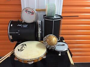 Brazilian percussion instruments Ivanhoe Banyule Area Preview
