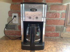 Machine à café « Brew Central >> Cuisinart