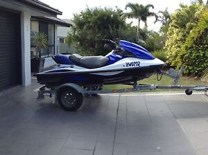 2007 KAWASAKI   STX 12F - ONLY 87 HOURS.  $5,900 - NARANGBA Narangba Caboolture Area Preview
