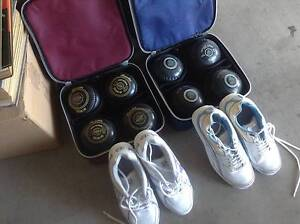 Lawn Bowls and Carry/Gear Bag X 2 Sets Mackay Mackay City Preview