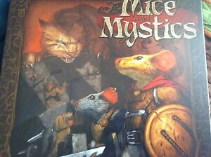 Mice and Mystics board game Sunshine West Brimbank Area Preview