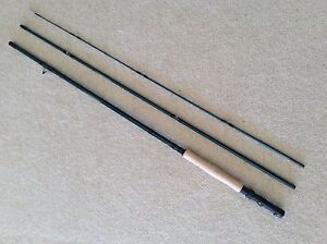 NEW SHAKESPEARE PFLUEGER TRAVEL FLY FISHING ROD Shell Cove Shellharbour Area Preview