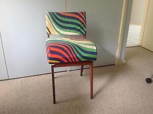 Brightly coloured, soft top chair Caves Beach Lake Macquarie Area Preview
