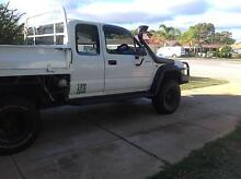 2003 Toyota Hilux 4x4 cab chassis Cooloongup Rockingham Area Preview