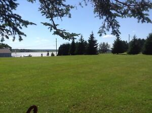Large Waterview lot