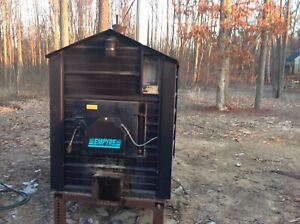 EMPYRE  out door wood boiler $4500
