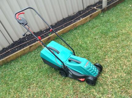 Bosch electric lawn mower Lake Munmorah Wyong Area Preview