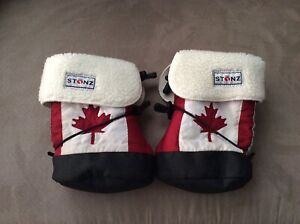 Stonz Boots with Liners
