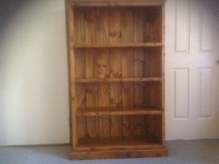 Reclaimed Timber Book Shelf Werribee Wyndham Area Preview